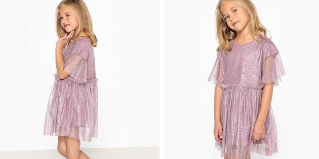 Платье из тюля от La Redoute