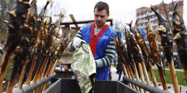 Фестиваль рыбной гастрономии Fish Food Festival