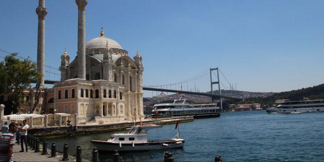 Отдых в мае: Стамбул, Турция