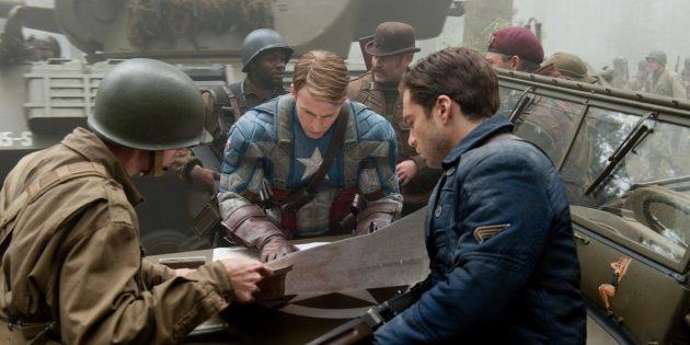 Вселенная Marvel: «Первый мститель»