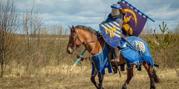 Военно-исторический фестиваль «Ледовое побоище»