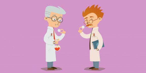 Краткая история использования ЛСД в научных целях