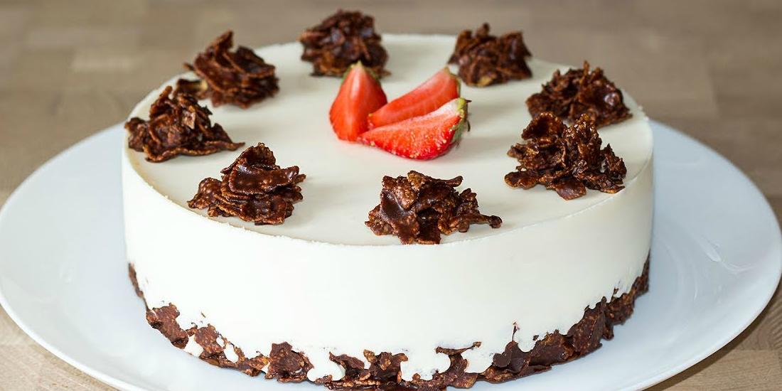 торт рецепт не надо печь