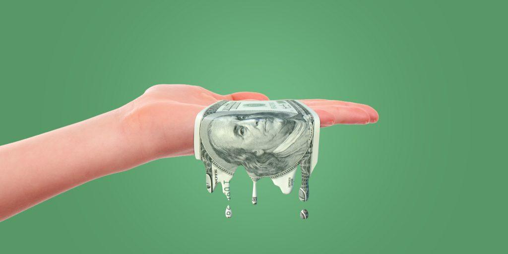 болезнь занимать деньги
