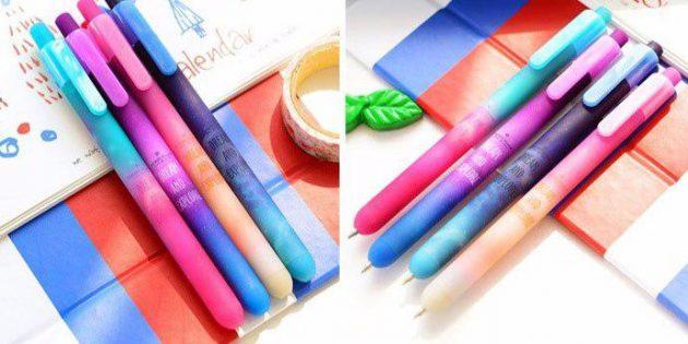 Космические ручки