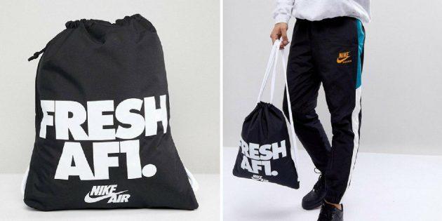Лёгкий рюкзак