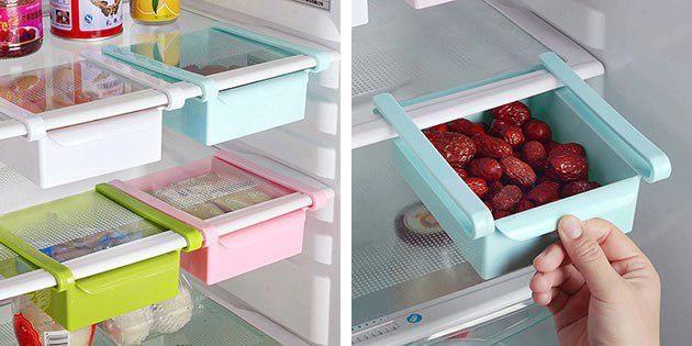 Ящики в холодильник