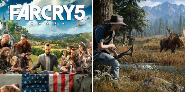 Игра Far Cry 5 для ПК