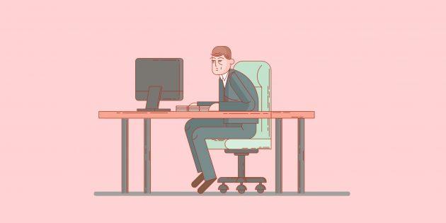 Почему сидячий образ жизни вреден для сердца