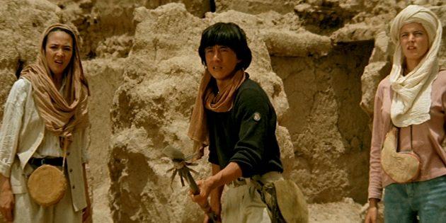 Лучшие фильмы с Джеки Чаном: «Доспехи Бога 2: Операция Кондор»