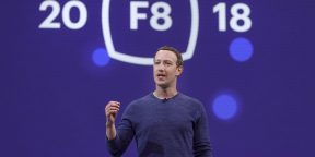 Главные анонсы с первого дня конференции Facebook F8 2018