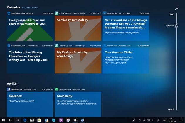 Windows 10: режим концентрации