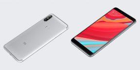 Характеристики селфи-смартфона Xiaomi Redmi S2 опубликованы на AliExpress