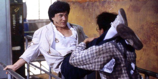 Лучшие фильмы с Джеки Чаном: «Полицейская история 2»