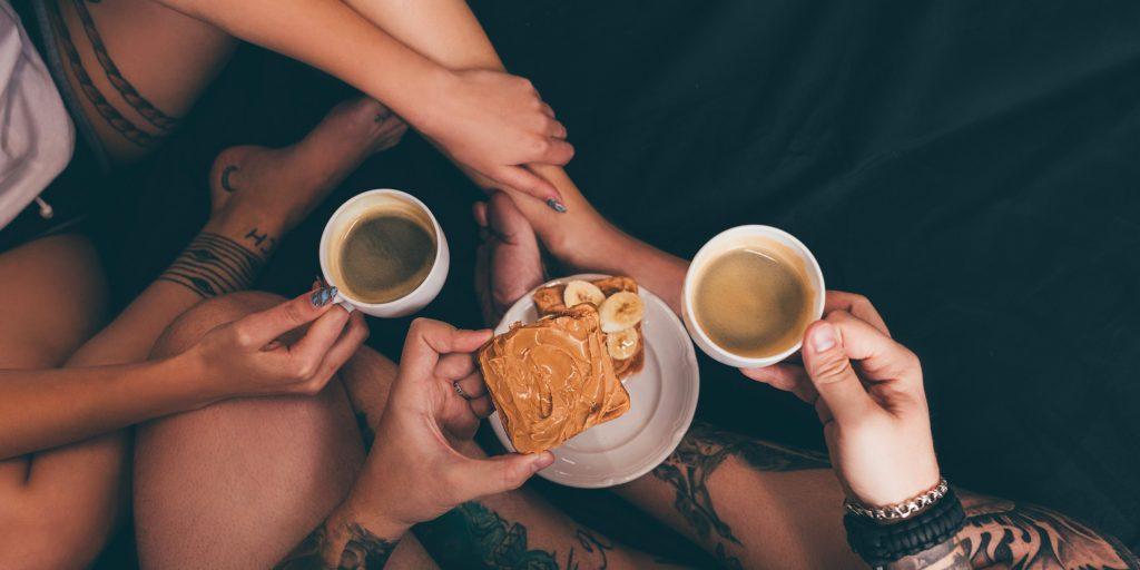 Какие выработать утренние привычки для стройности