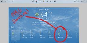 В тестовой версии Windows 10 появился удобный инструмент для создания скриншотов