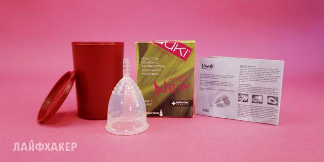 Менструальные чаши Yuuki Classic 2