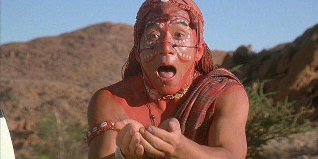 Лучшие фильмы с Джеки Чаном: «Кто я?»