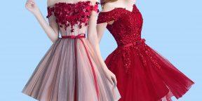 40 шикарных платьев на выпускной с AliExpress и не только