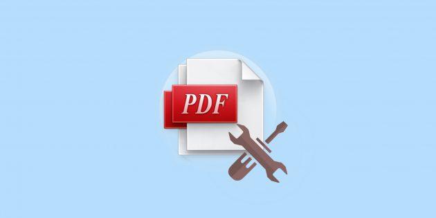5 бесплатных программ для работы c PDF