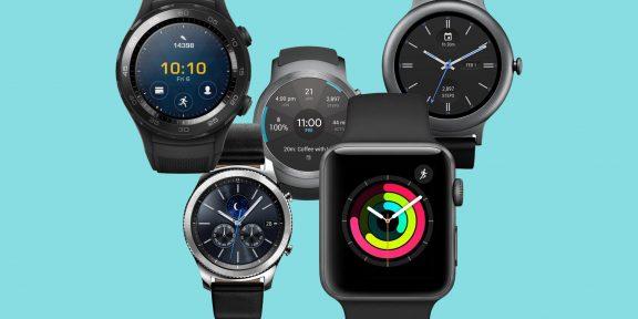 5 лучших смарт-часов по версии Android Authority