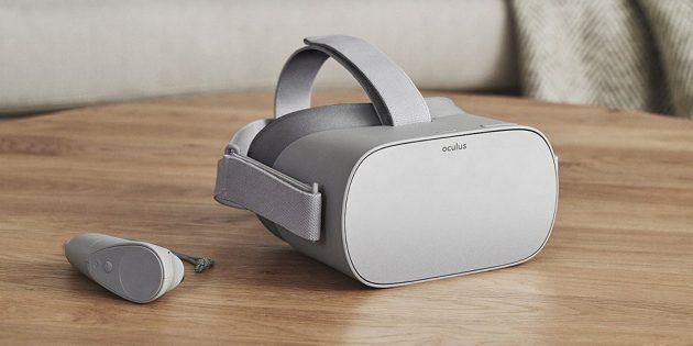 Новый VR-шлем Occulus работает без компьютера и стоит 199 долларов