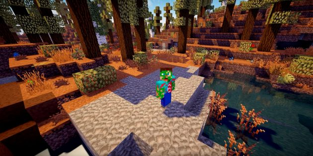Моды Minecraft: Biomes O' Plenty