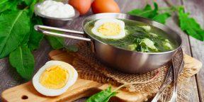 Что приготовить из щавеля: 11 вкусных блюд с пикантной кислинкой