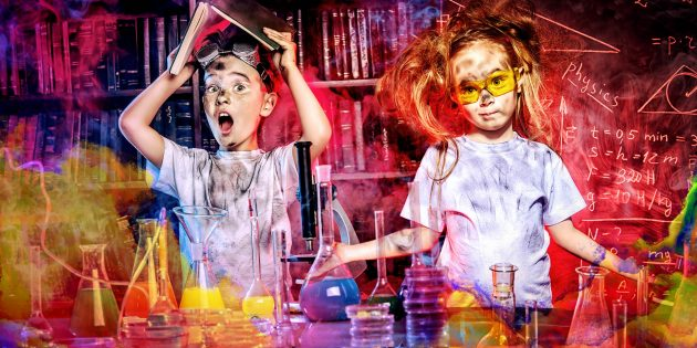 ТЕСТ: Как происходят эти удивительные химические реакции? Проверьте свои знания!