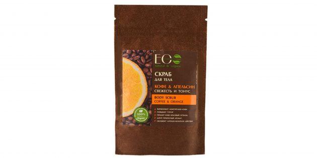 Скраб для тела с кофе