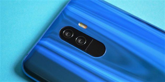Elephone U. Камеры