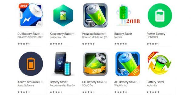 как заряжать смартфон: Приложения для сохранения заряда смартфона