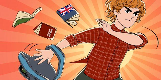 «Забудьте всё, что знаете»: 7 ошибок в английском, которым вас научили в школе