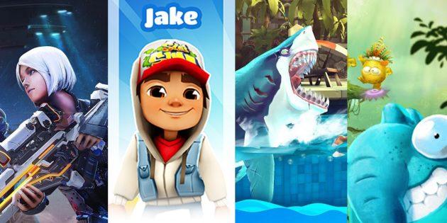 15 крутых игр для Android, работающих без интернета