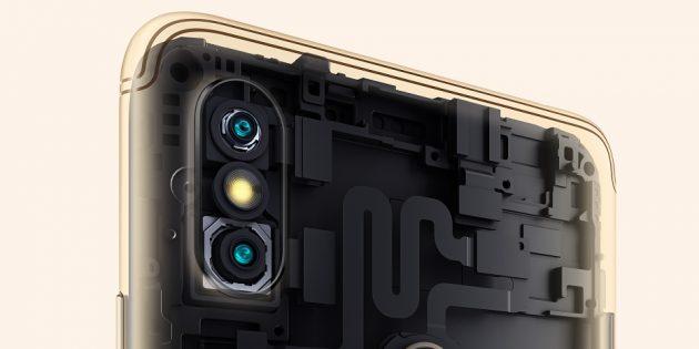 Xiaomi Redmi S2. Задняя камера