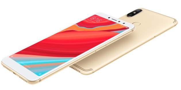 Xiaomi Redmi S2. Общий план