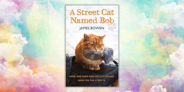 Книги на английском. Street Cat Named Bob, James Bowen