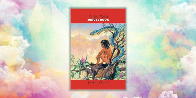 Книги на английском. Jungle Book, Redyard Kipling