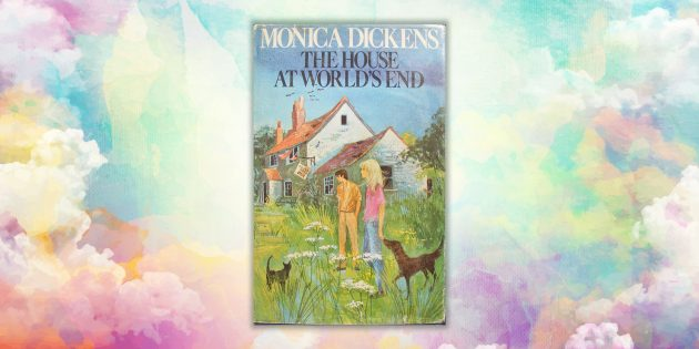 Книги на английском. House at World's End, Monica Dickens