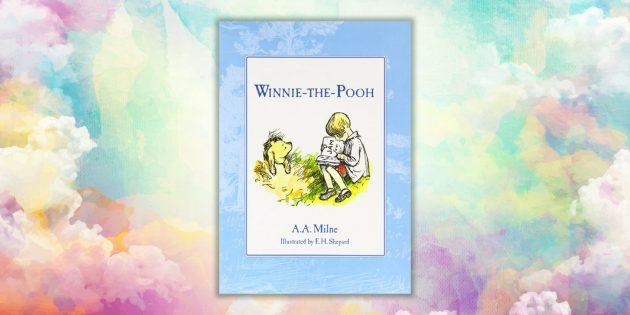 Книги на английском. Winnie-the-Pooh, Alan Miln