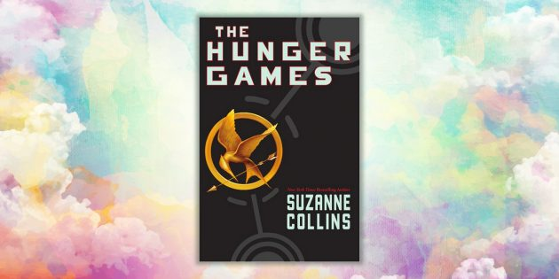 Книги на английском. The Hunger Games, Suzanne Collins