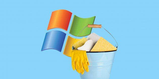 Kak ochistit Windows ot musora 5 besplatnyx instrumentov 1527110237 630x315 Как очистить Windows от мусора: 5 бесплатных инструментов