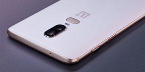 Флагман OnePlus 6 представлен официально