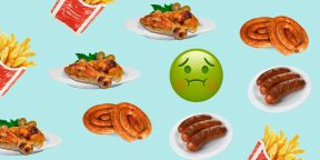 Почему тошнит от жирной пищи