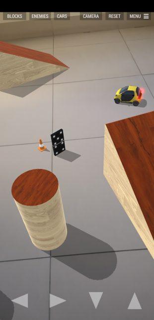 AR Toys: препятствия