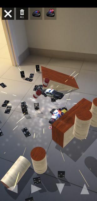 AR Toys: погоня