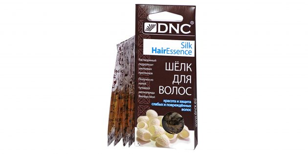 Шёлк для волос