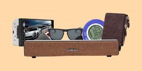 Всё для мужика: магнитола, HUD-проектор и органайзер для багажника