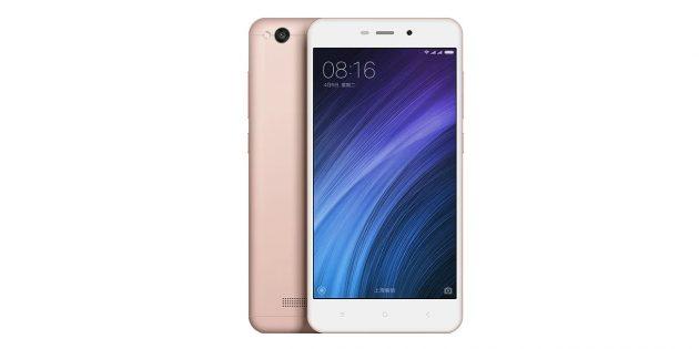 Купить телефоны для детей: Xiaomi Redmi 4A