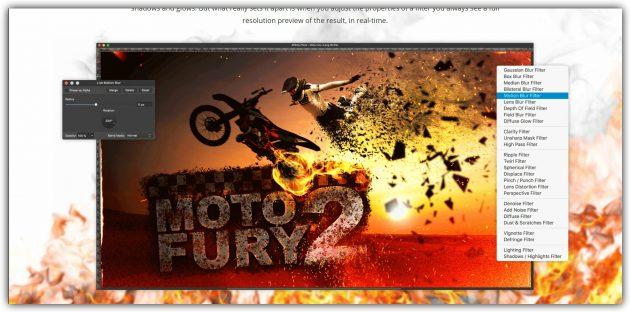Лучшие фоторедакторы: Affinity Photo